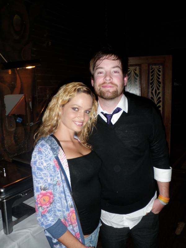 Rachel Stump David Cook Girlfriend